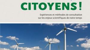 Couverture de «Aux sciences, citoyens!»