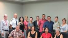 Comité régional en habitation du Consortium en développement social de la Mauricie – Septembre 2014